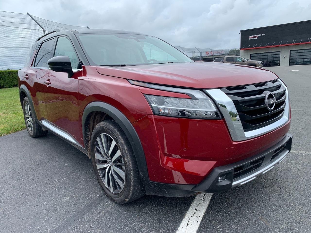 Nissan prepara Frontier y Pathfinder para 2022
