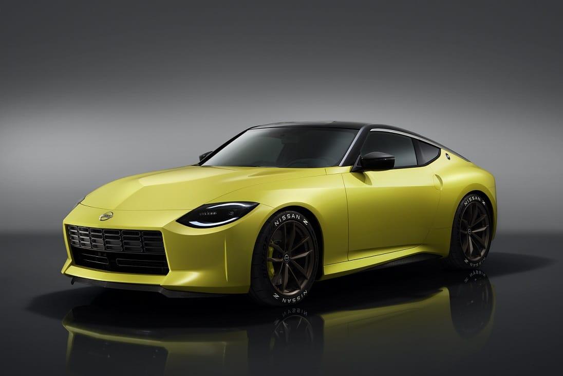 Llega el nuevo Z de Nissan