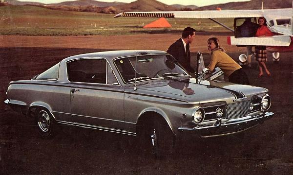 Plymouth Barracuda: un muscle car de un millón de dólares