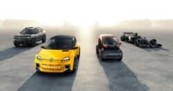 Grupo Renault en 2021 tiene buenos pronósticos