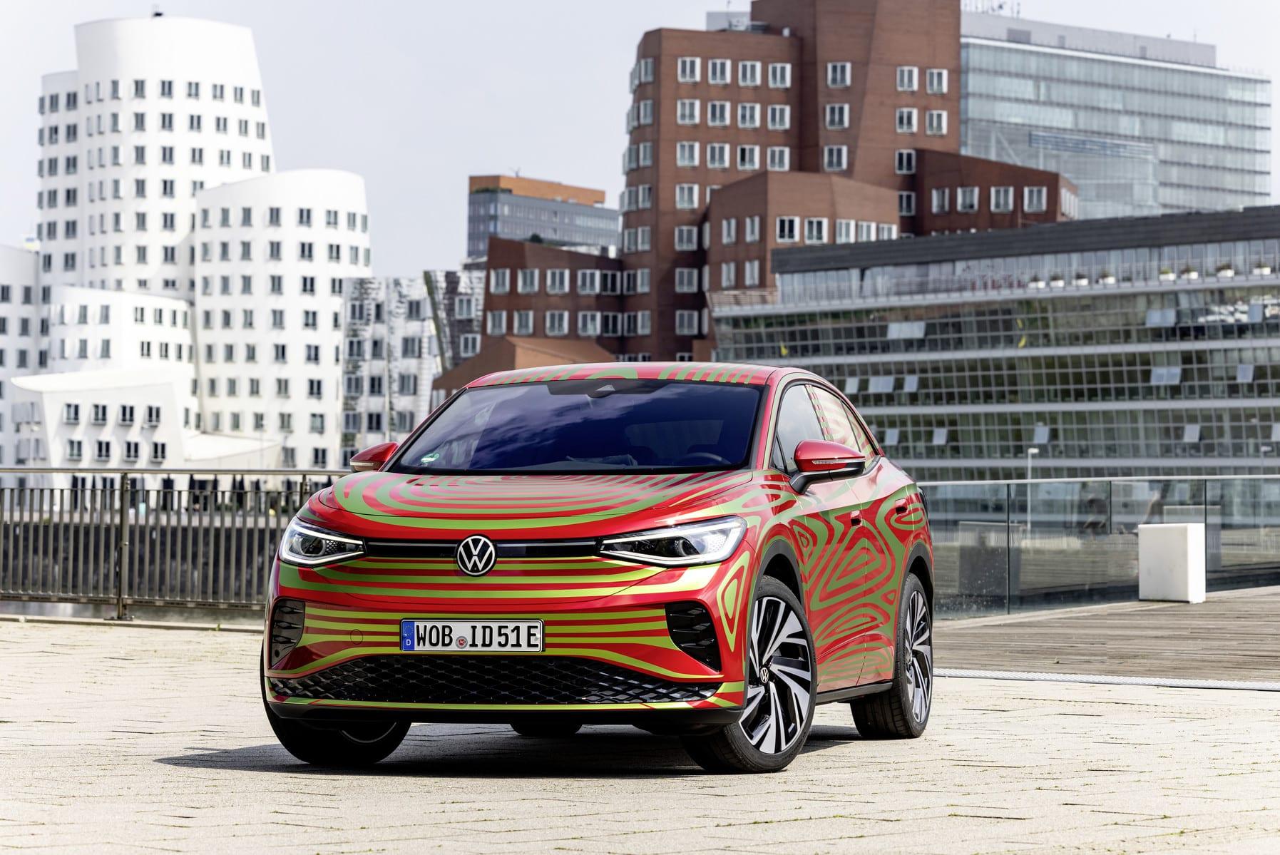 Volkswagen ID.5 GTX debutará en Múnich