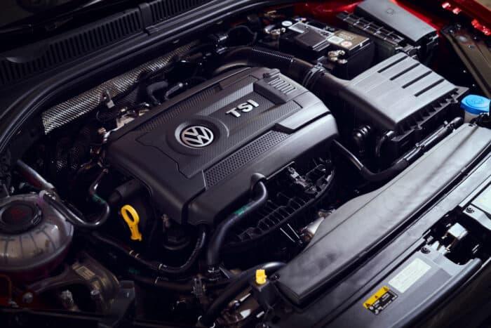 Motor Volkswagen Jetta