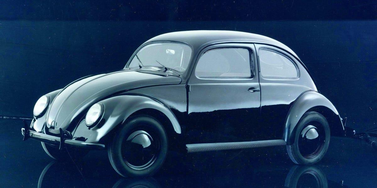 10 razones para amar al Vochito de Volkswagen