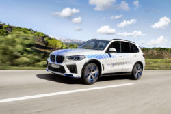 BMW iX5: el SUV de hidrógeno debutará en el Salón del Automóvil de Múnich