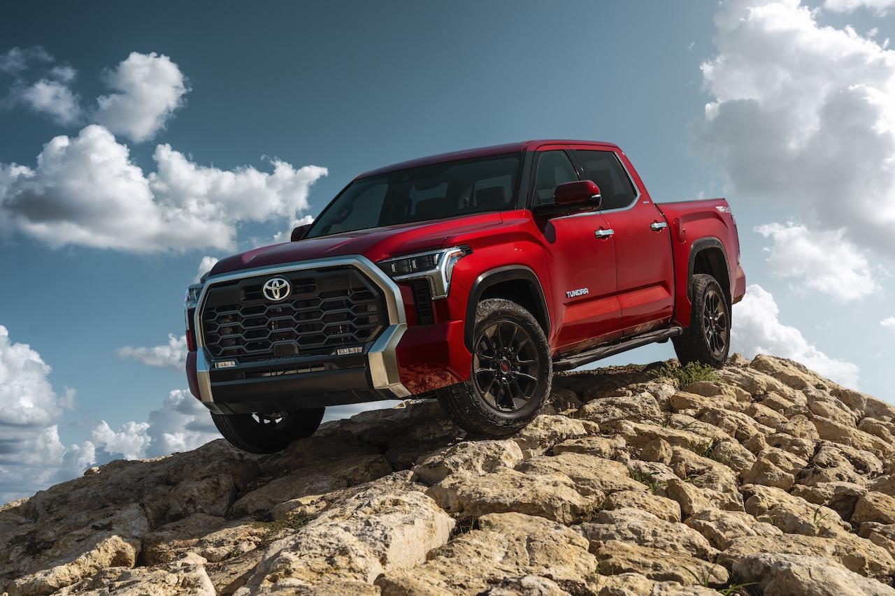 Toyota presenta la tercera generación de Tundra