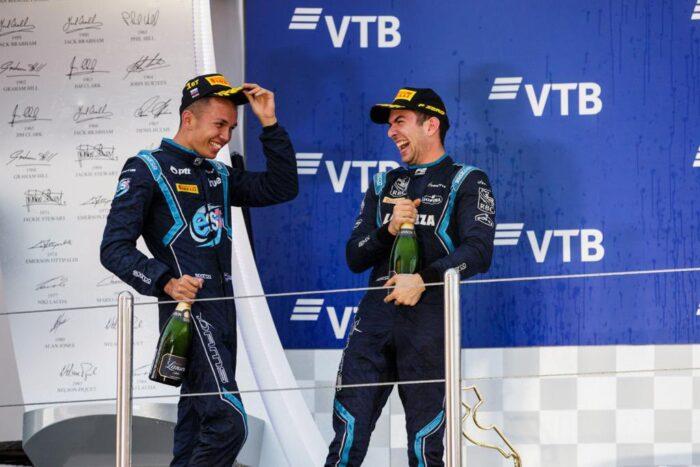 Alex Albon regresa a la F1 con Williams, Latifi se queda hasta 2022