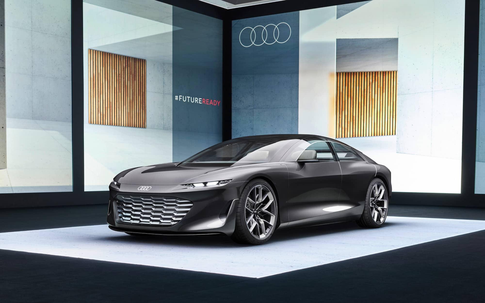 Audi Grandsphere Concept, confort para un futuro tangible