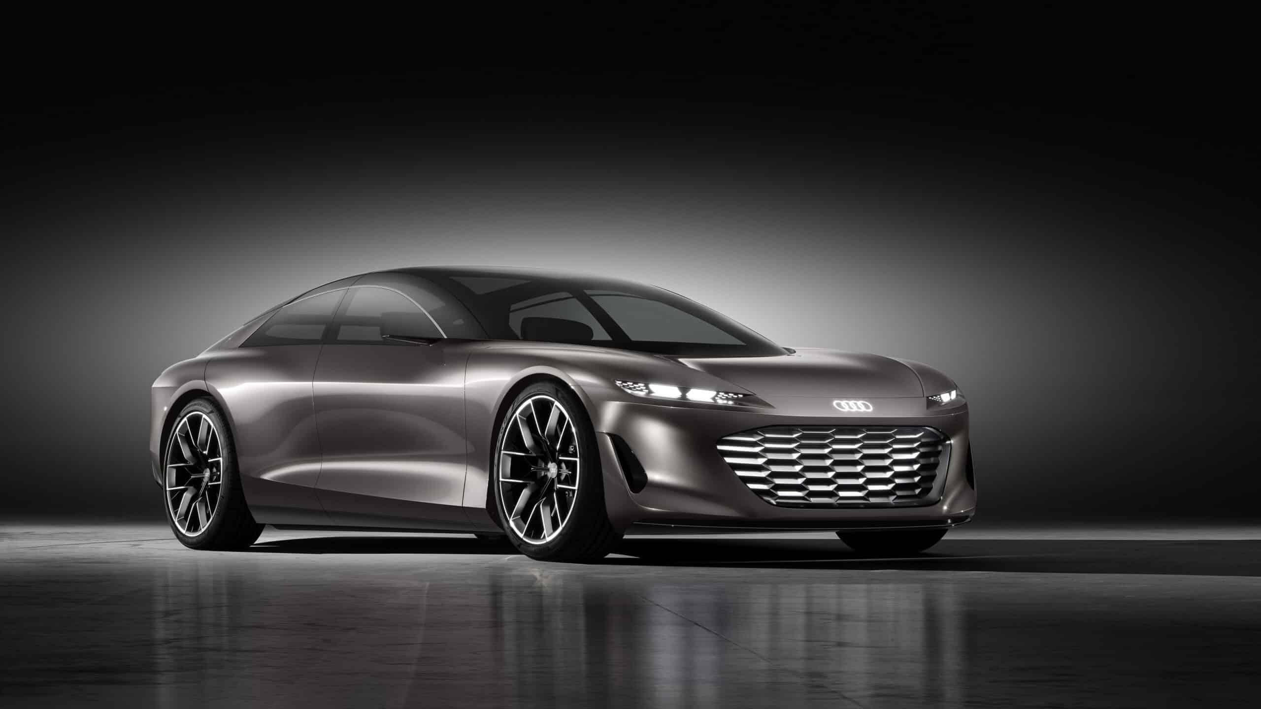 Audi Grandsphere: un jet privado para la carretera