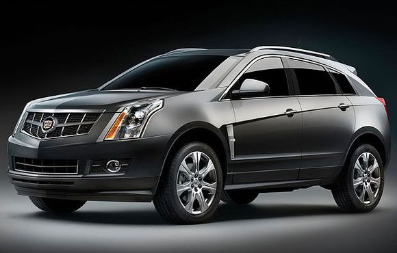 Cadillac SRX, hermano de la 9-4X