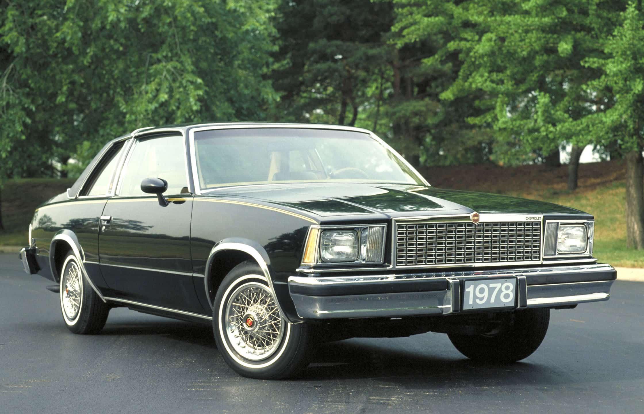 Chevrolet Malibu: el éxito rotundo de General Motors