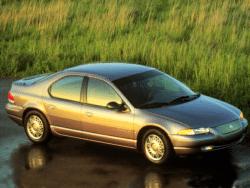 Chrysler Cirrus: un sedán de lujo especial para México