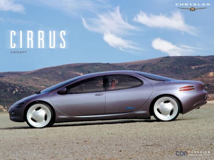 Chrysler Cirrus 1992 Concept Car