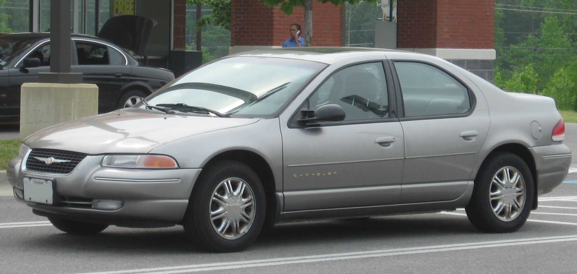 Chrysler Cirrus LXi 1999