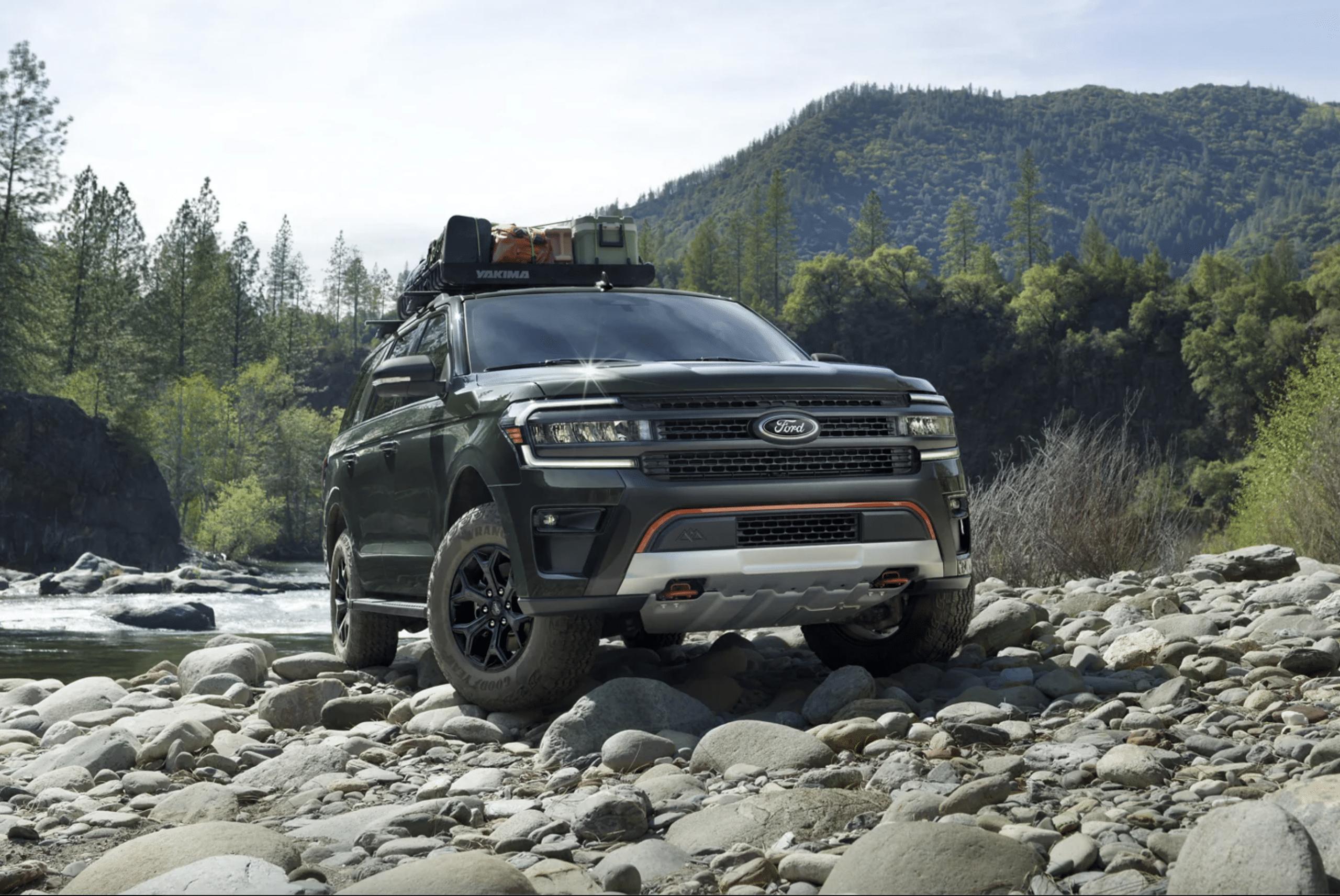 Ford Expedition 2022: el vehículo familiar más capaz en la historia del gigante azul