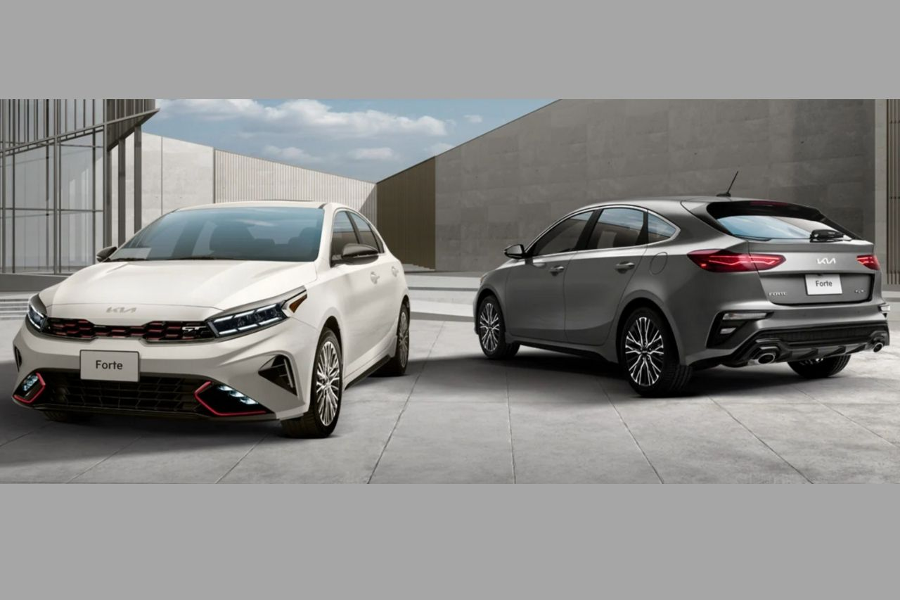 KIA presenta Forte Hatchback
