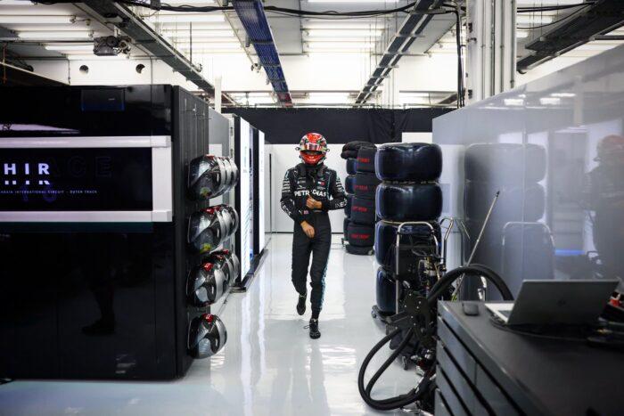 Mercedes confirma a George Russell para la temporada 2022 de Fórmula 1