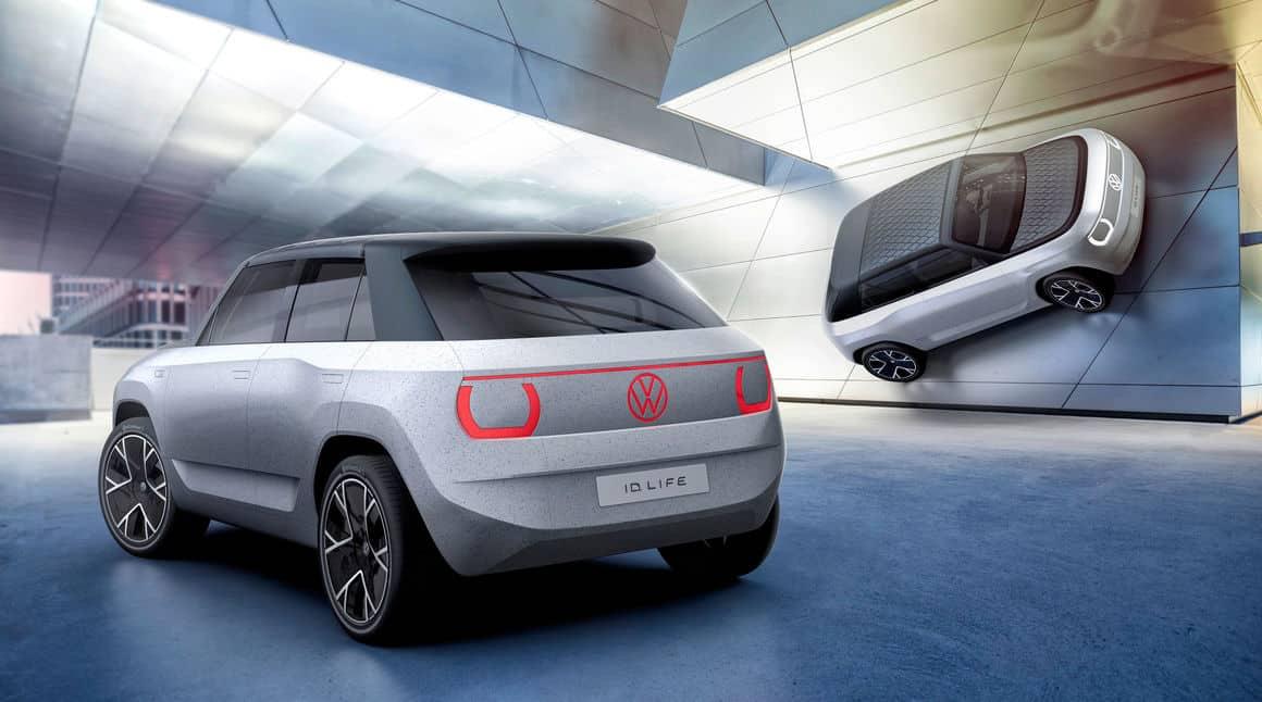 Volkswagen ID. LIFE es la nueva cara eléctrica para el futuro