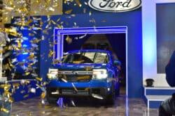 Inicia la producción de Ford Maverick en la planta de Hermosillo