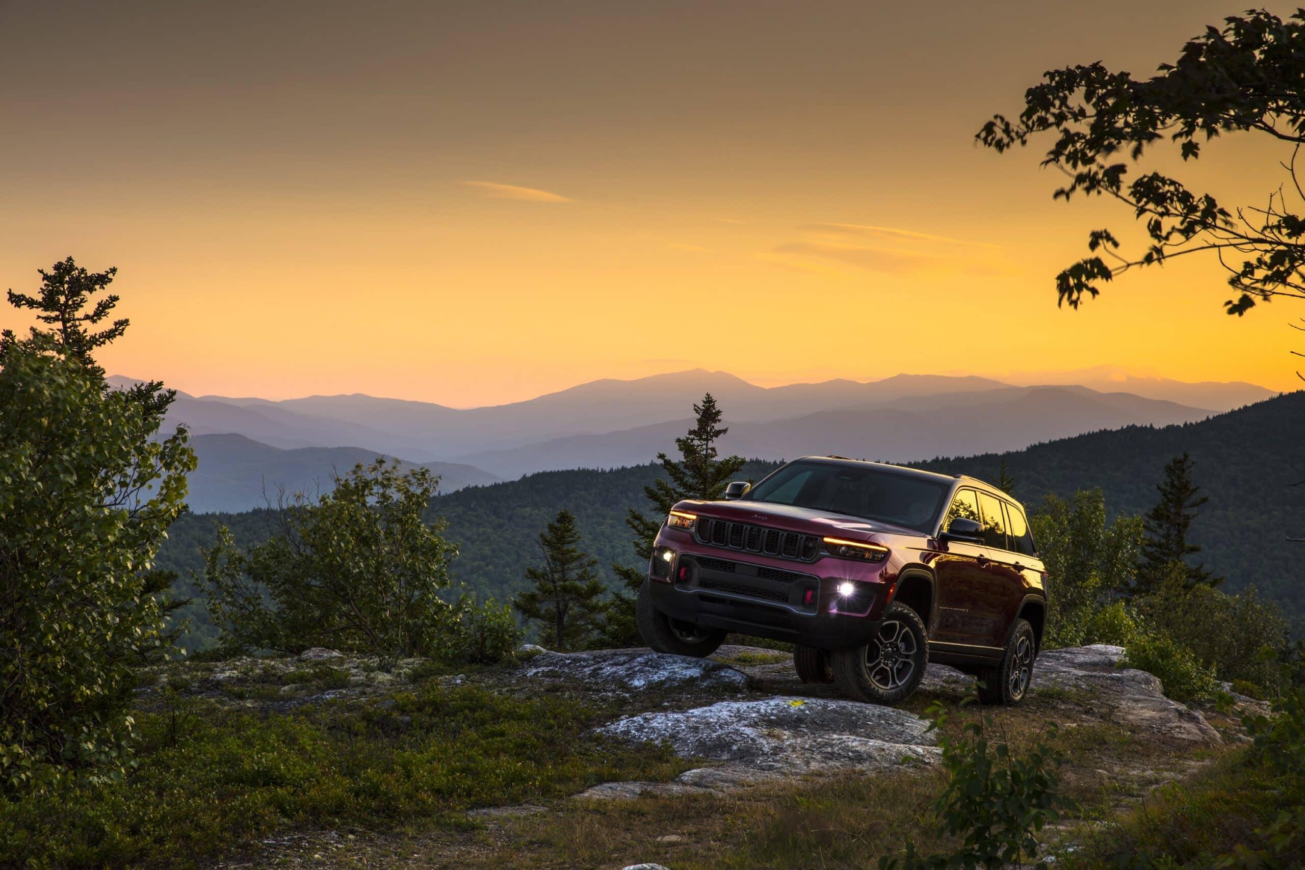 ¡La nueva Jeep Grand Cherokee 2022 viene con tecnología híbrida enchufable!