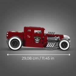 ¡Alianza entre Hot Wheels y MEGA! Presentan el famoso Bone Shaker