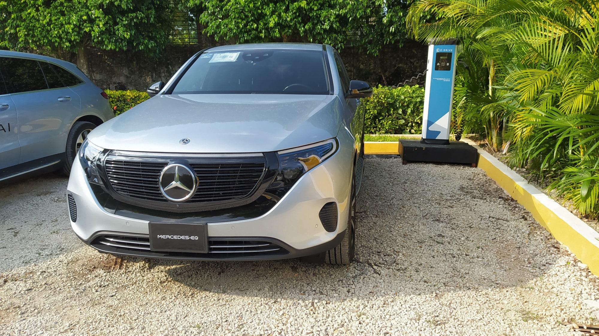 La era eléctrica de Mercedes-Benz en México