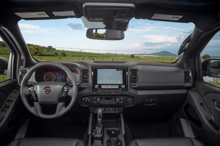 ¡Está de no creerse! Nissan Frontier Pro-4x