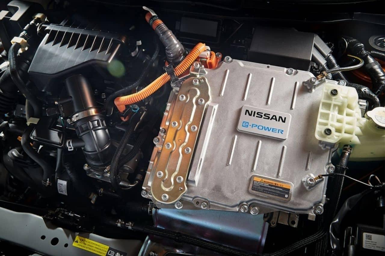 ¿Qué significa Nissan e-Power?