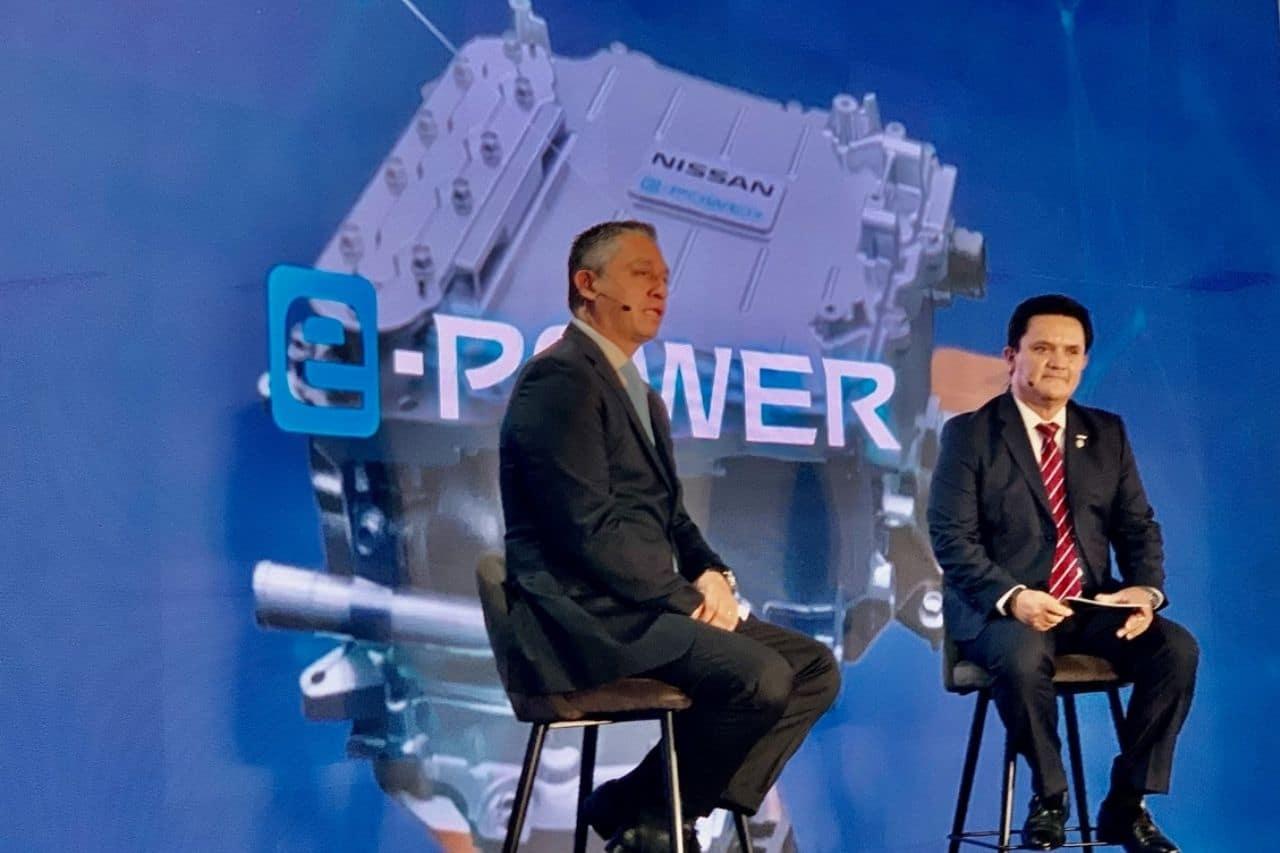 """Nissan celebra con """"e-POWER"""" sus 60 años"""