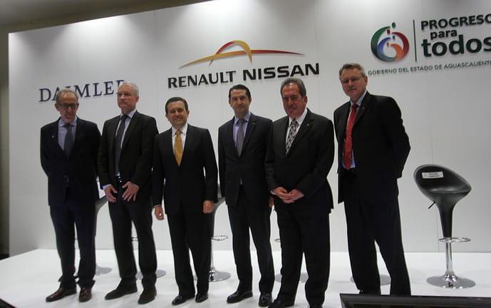 Las plantas automotrices son los principales actores de los coches producidos en México