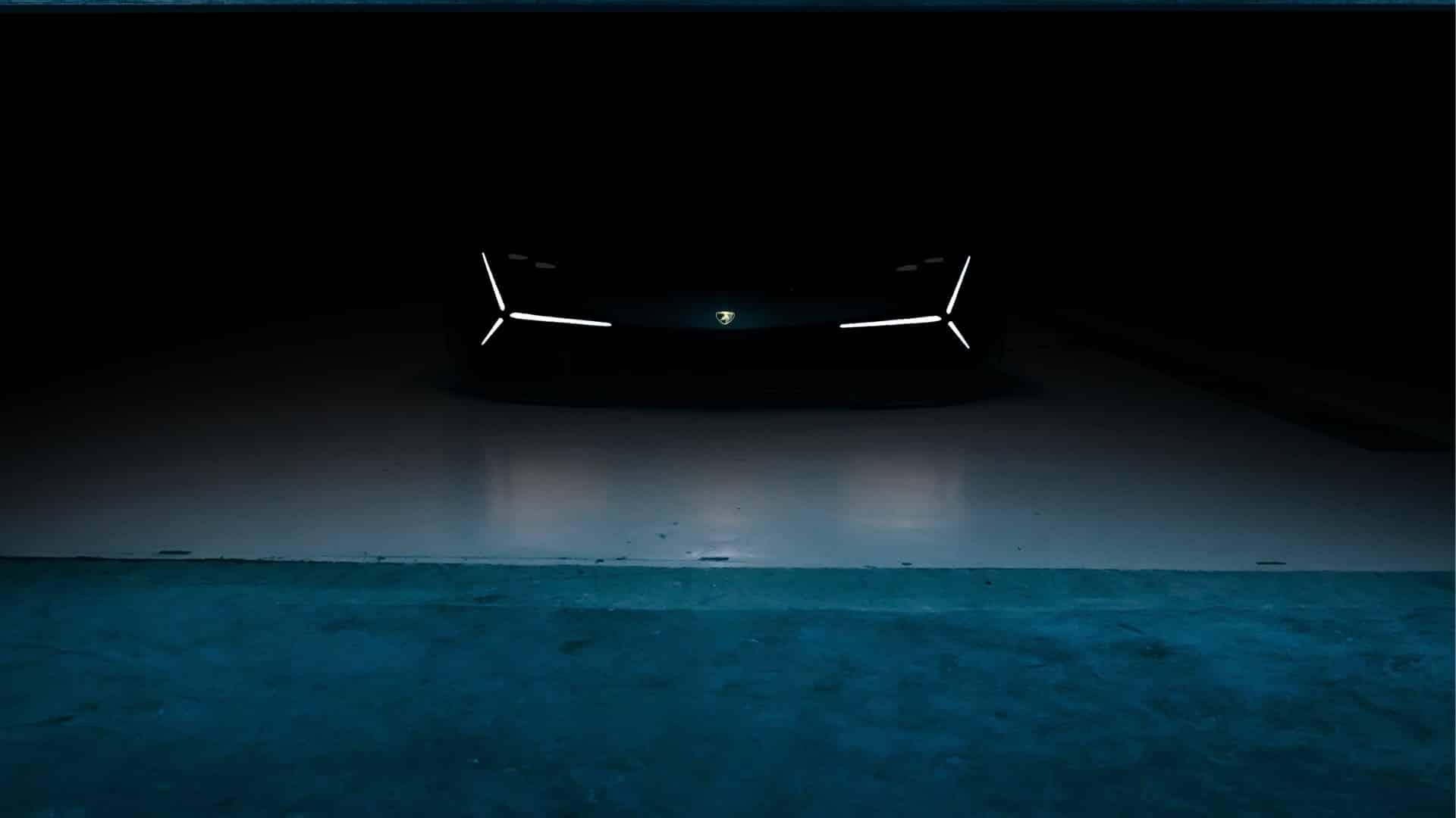 Lamborghini Terzo Millennio es un vistazo al futuro lejano del hypercar