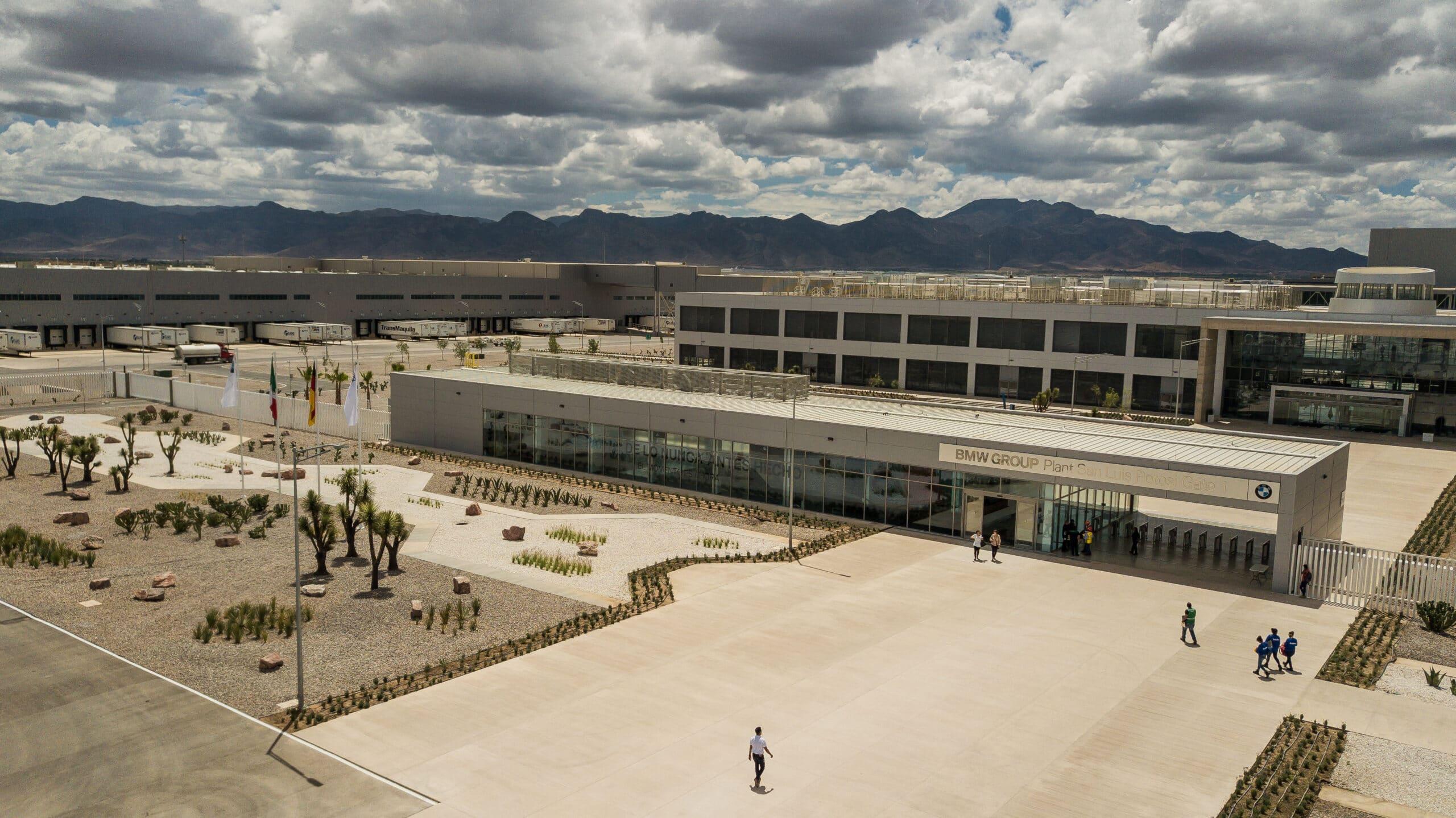 BMW ofrece tours en línea para dar a conocer sus procesos de producción en su Planta San Luis Potosí