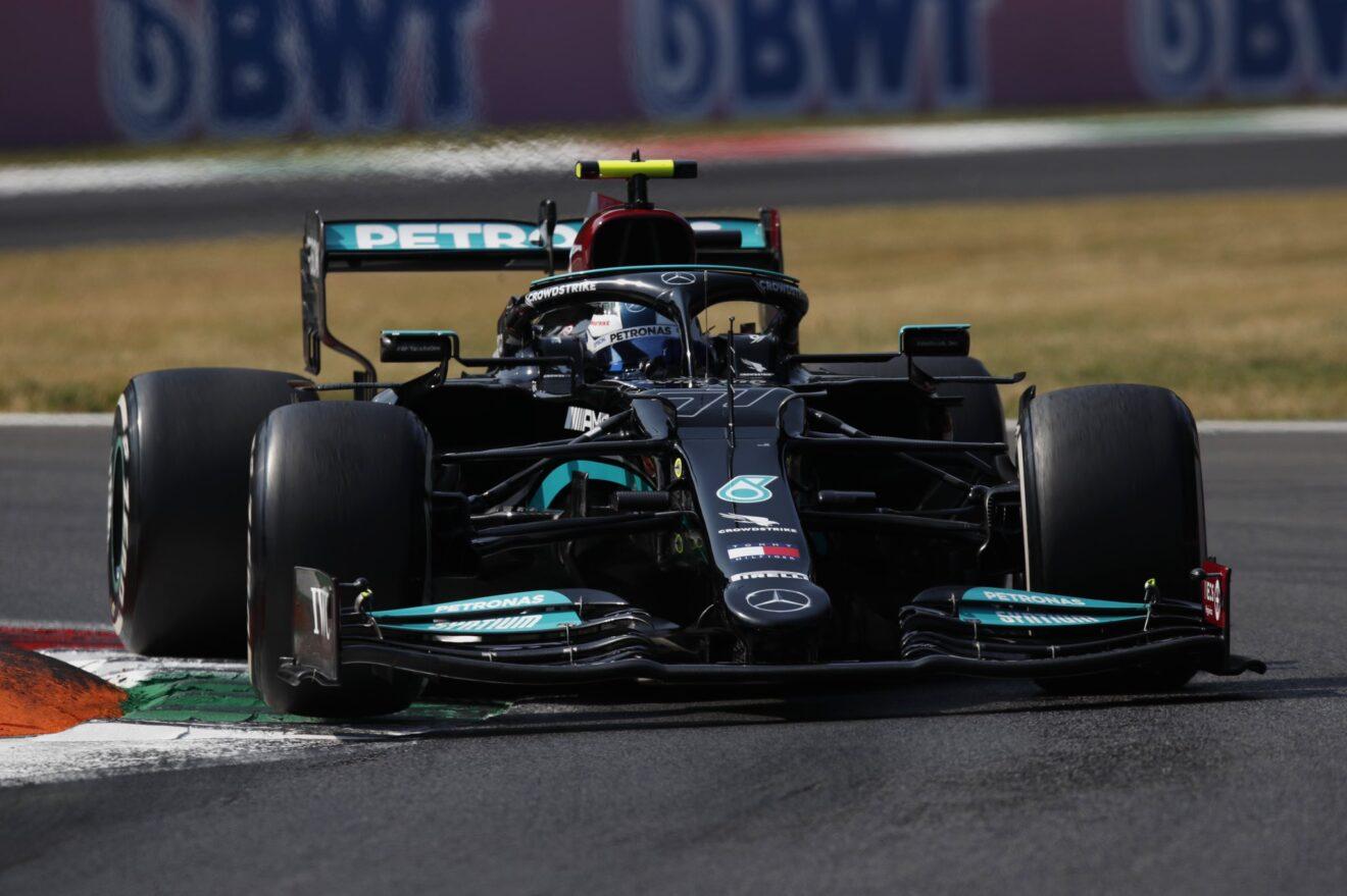 Valtteri Bottas gana la Sprint Race en Monza