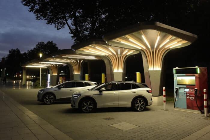 Volkswagen estrena carga rápida flexible