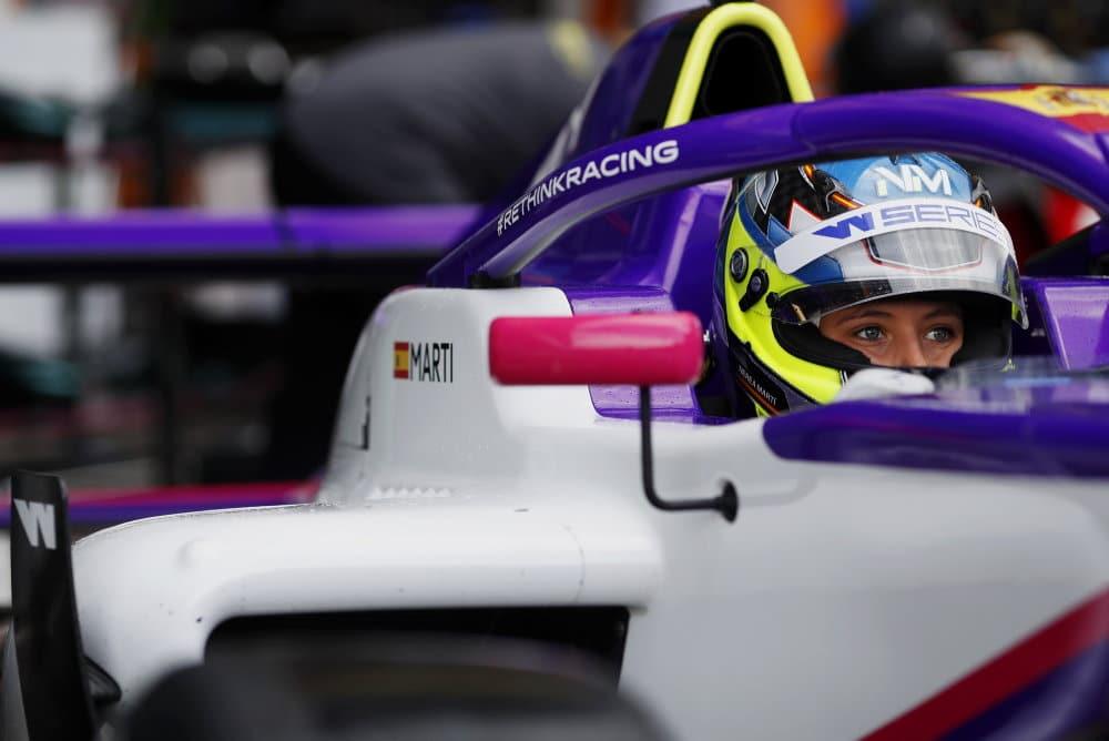 W Series no participará en el México GP 2021