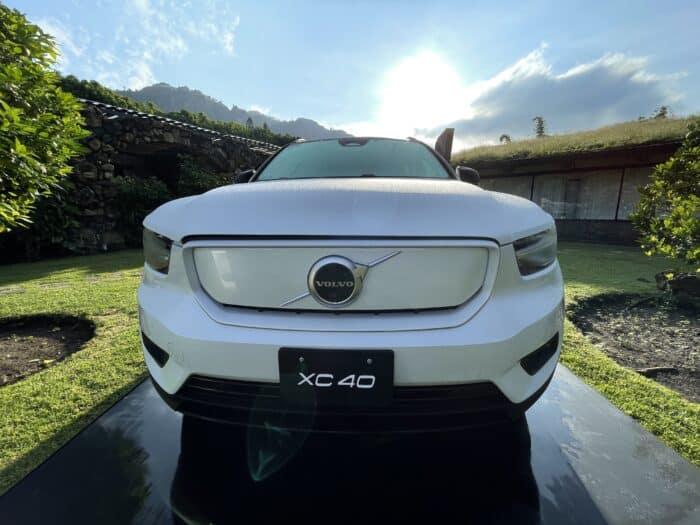 XC40 Recharge Electric Pure, la primera SUV 100% eléctrica de Volvo