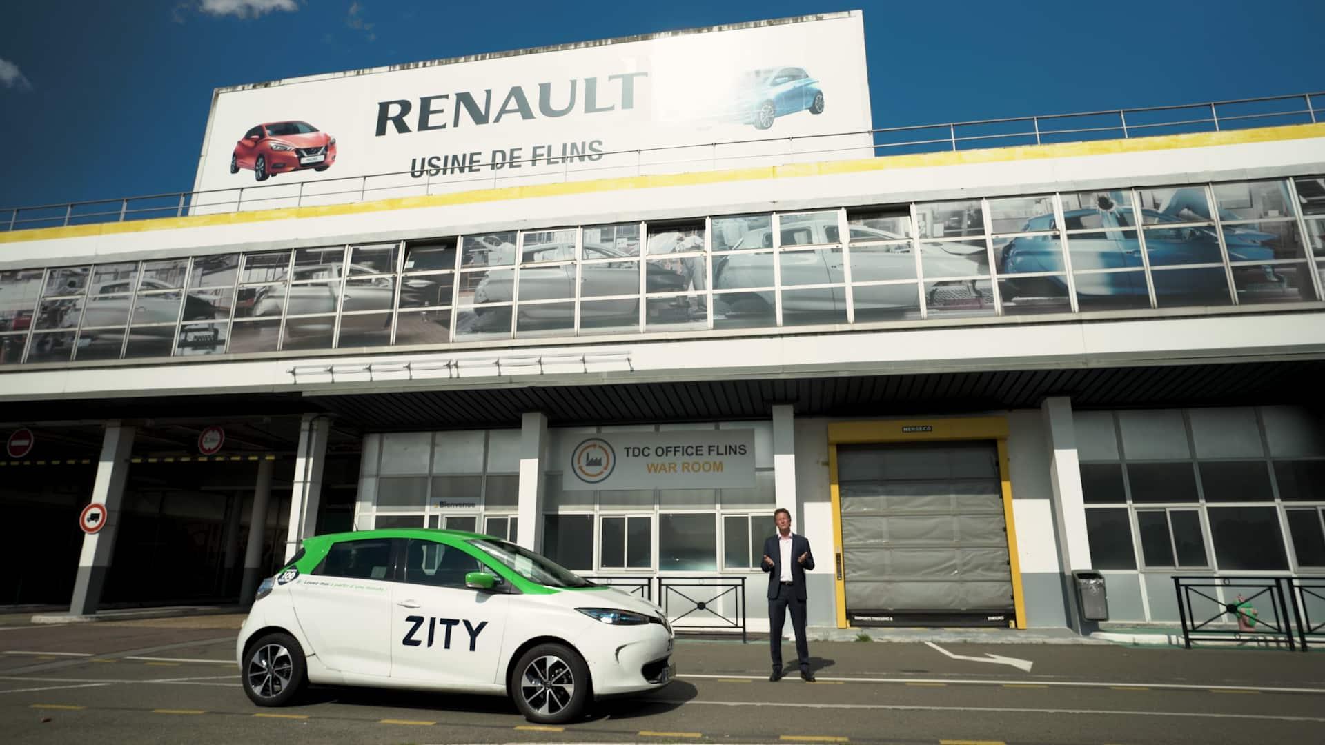ZITY by Mobilize, ¿los coches compartidos el futuro de la movilidad?