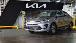 Kia México sigue inspirando, ha exportado un millón de autos