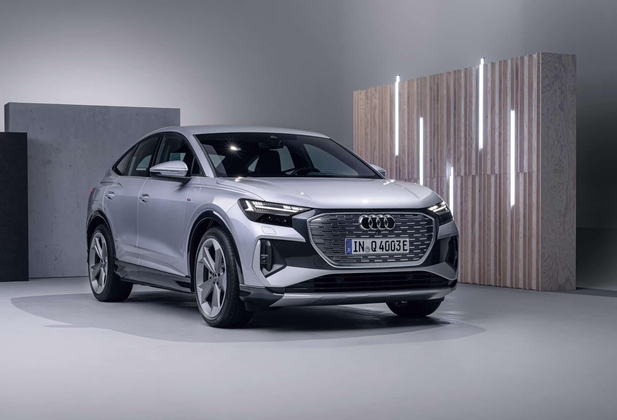 Audi Q4 e-tron y las sinergias dentro del Grupo Volkswagen