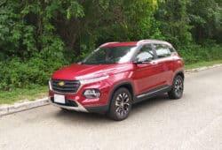 Chevrolet Groove 2022, un SUV práctico