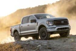 Lobo Tremor 2021, la nueva integrante de la familia de pick ups de Ford