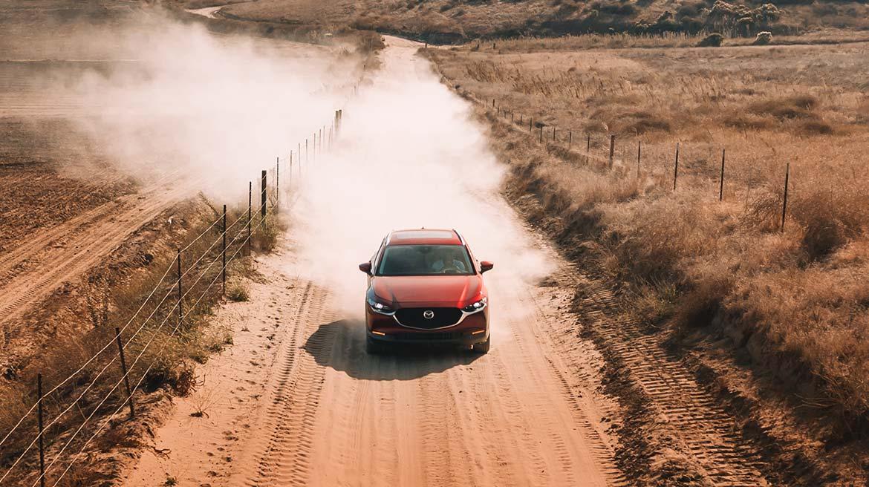 ¡Una nueva línea SUV de Mazda se aproxima!