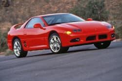 Mitsubishi GTO tuvo influencia en todos los coches de hoy en día