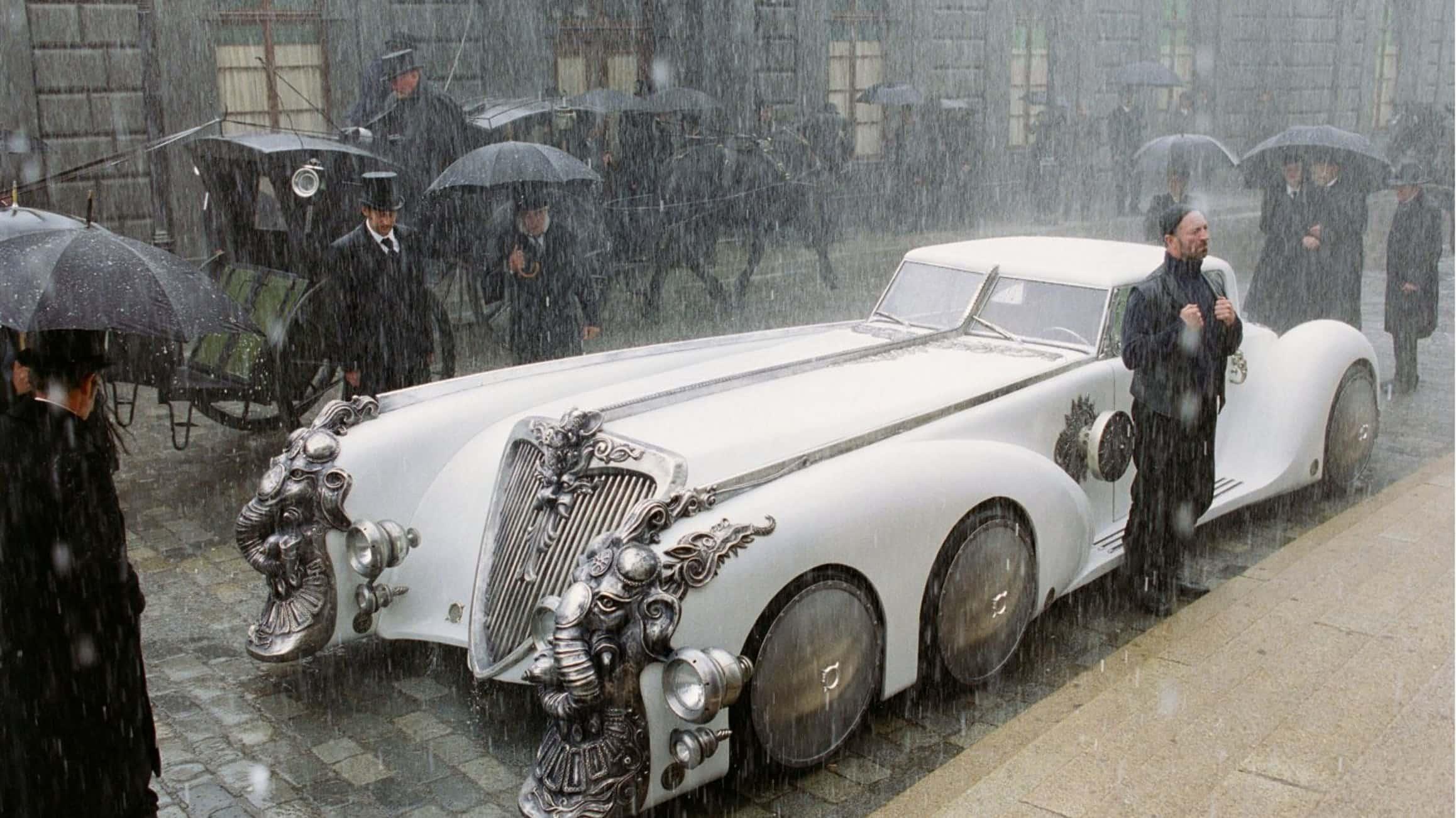 El Nautilus: uno de los coches de película más extraordinarios de la historia del cine