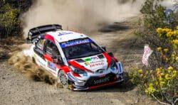 El Rally México queda fuera del calendario 2022 del WRC