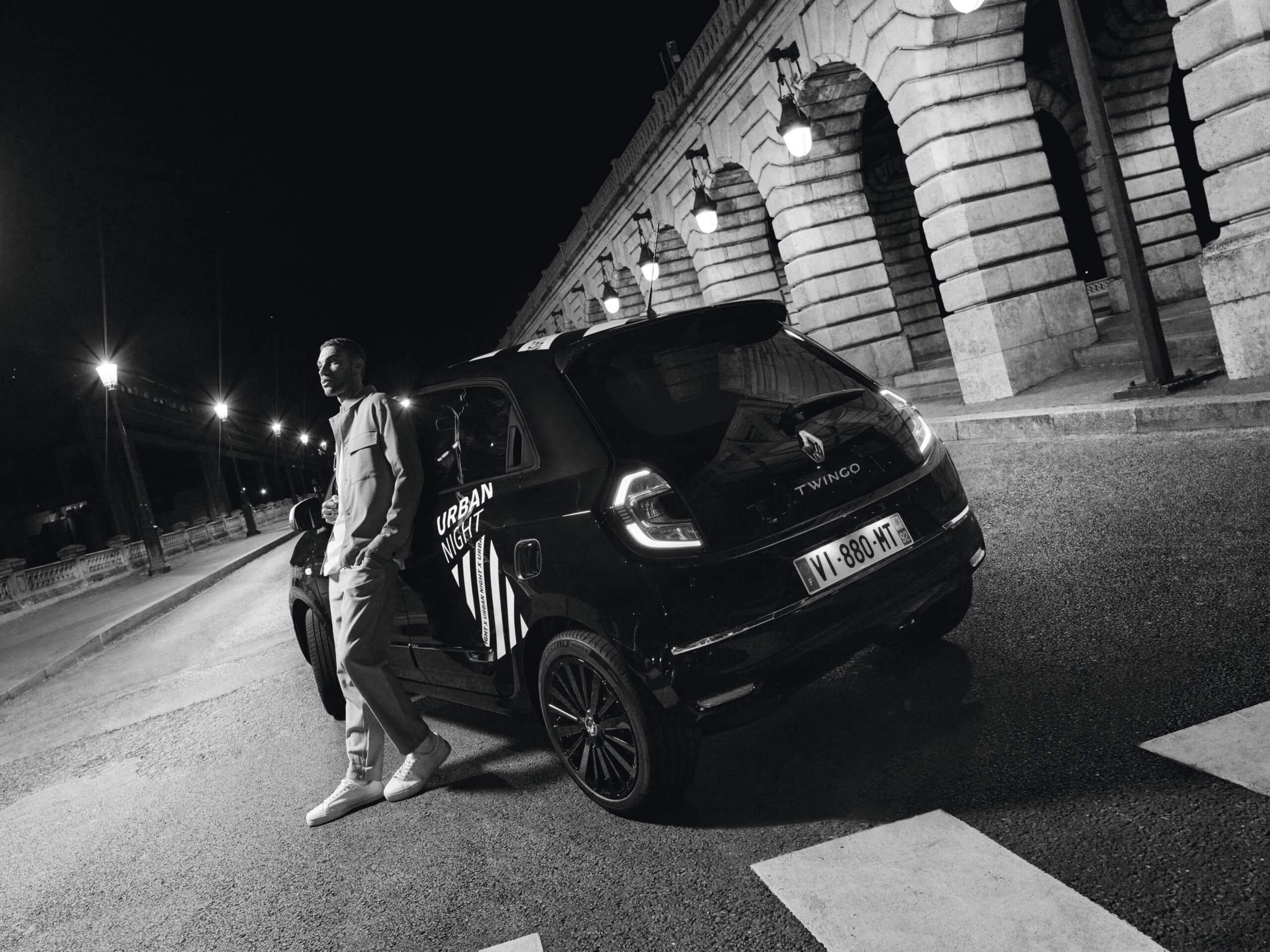 Renault Twingo Urban Night: una edición limitada con mucho estilo