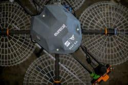 SEAT prueba drones para su fábrica de Martorell