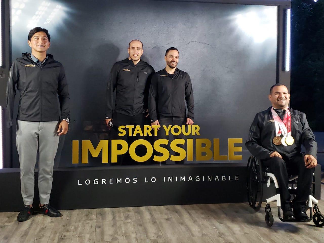 ¿Qué harías para lograr lo imposible? Toyota reconoce a medallistas paralímpicos mexicanos