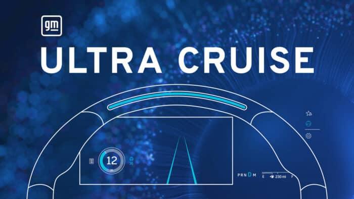 Ultra Cruise, la conducción autónoma de General Motors
