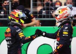 Verstappen se lleva la victoria del GP de Estados Unidos, Checo tercero