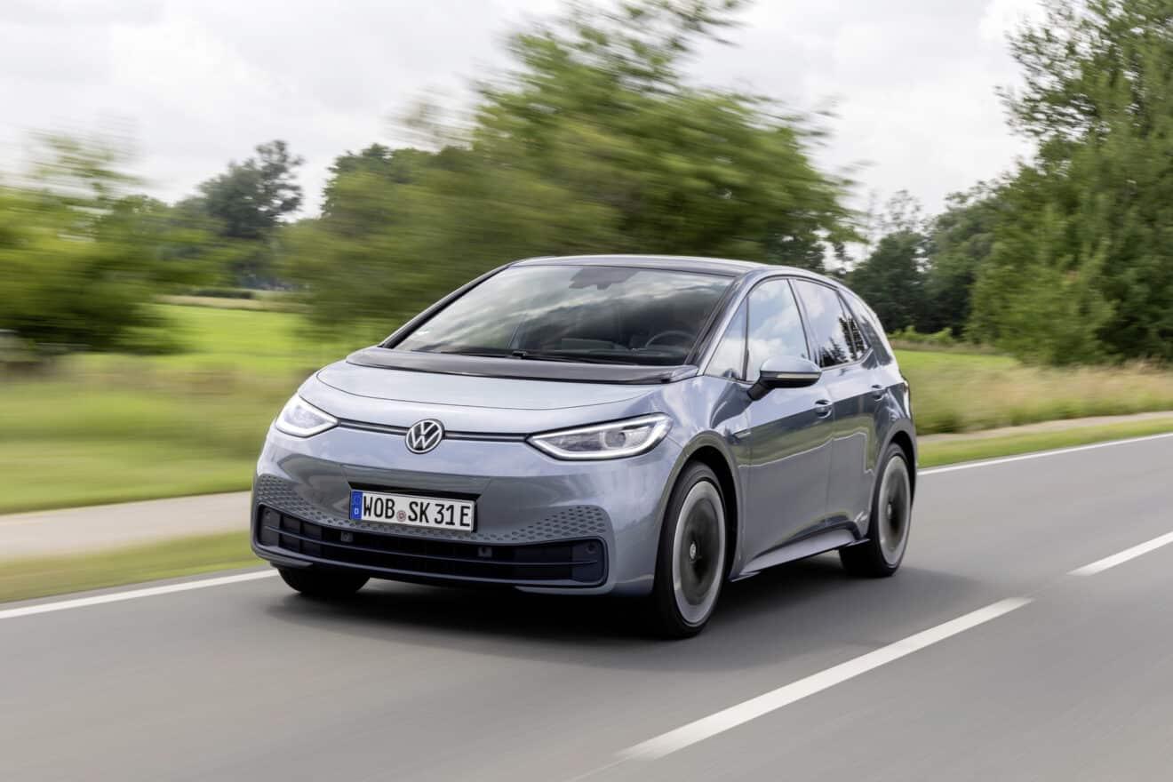 Volkswagen ID.3 atrae a 70 mil nuevos clientes a la firma
